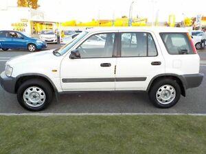 1999 Honda CR-V 4WD White 4 Speed Automatic Wagon Victoria Park Victoria Park Area Preview