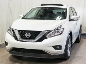 2015 Nissan Murano SL AWD w/ Leather, Navigation, 360 Camera