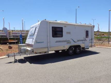 2010 Jayco Starcraft Outback 5040C Bellevue Swan Area Preview