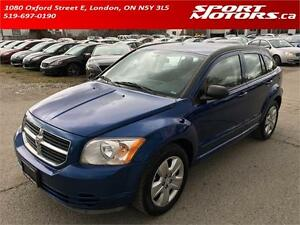 2009 Dodge Caliber SXT! New Brakes! PWR Options! A/C! Keyless!