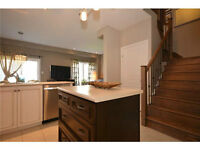 Immaculate 3 Bedroom Townhouse with Lake View in Grimsby!