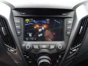2016 Hyundai Veloster TURBO Navigation (GPS),  Leather,  Heated  Edmonton Edmonton Area image 9