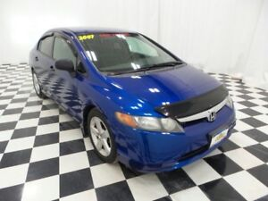 2007 Honda Civic Sdn DX-G Sedan - Automatic - Like Traded