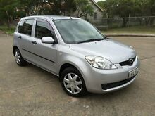 2005 Mazda 2 DY MY05 Upgrade Neo Silver 5 Speed Manual Hatchback Homebush West Strathfield Area Preview