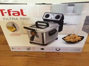 T-fal electric deep fryer