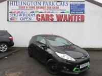2012 Ford Fiesta 1.6 ( 120ps ) 2012MY Zetec S, 2 keys, service history