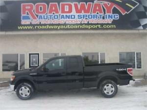 2014 Ford F-150 XLT 4x4 PST Paid!