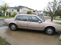 Oldie  but Goodie  1988 Olds Regency 98