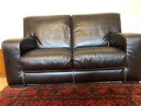 Leather Sofa ( Italian )