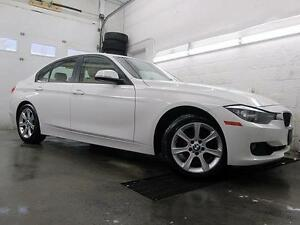 2013 BMW 328i xDrive CUIR TOIT OUVRANT SEULEMENT 33,000KM