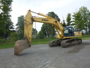 2008 Kobelco SK485LC Excavator