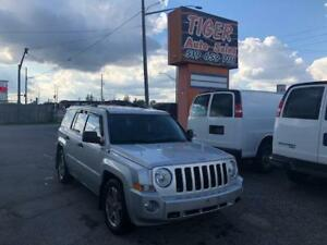 2008 Jeep Patriot Sport**ONLY 139 KMS***AUTO**ALLOYS**AS IS
