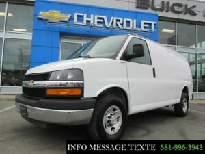2016 GMC SAVANA CARGO 2500 GROUPE CHROME