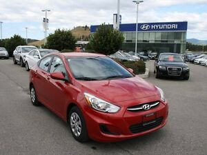2016 Hyundai Accent GL 4dr Sedan