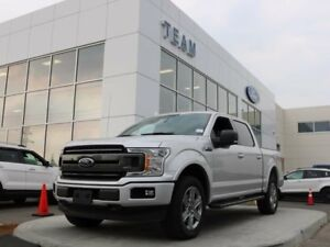 2018 Ford F-150 XLT, 302A, SYNC3, NAV, AIR CONDITIONING, CRUISE,