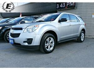 2011 CHEVROLET EQUINOX LS | DONT PAY FOR 6 MONTHS!!!    OAC