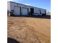 FOR LEASE: INDUSTRIAL BAY FORT MCMURRAY