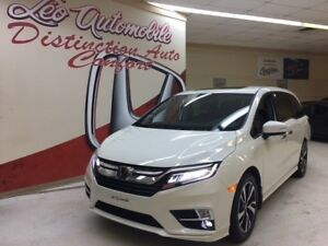2018 Honda Odyssey TOURING NICE DEMO