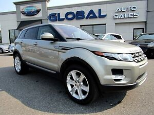 2014 Land Rover Range Rover Evoque Pure Plus 5-Door PANO MOONROO