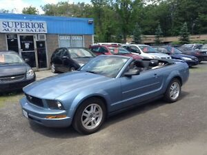 2007 Ford Mustang Convertible Fully Certified!