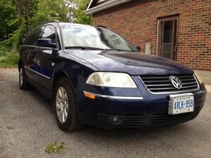 2002 Volkswagen Passat Wagon Kawartha Lakes Peterborough Area image 6