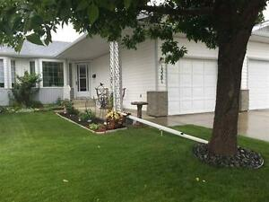 REDUCED! Newly Renovated Bungalow in 45+ Complex, NO CONDO FEES!