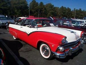 1955 Ford Crown Victoria Parts Wanted