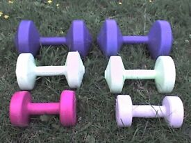 37 lb 17 kg Dumbbell Weights - Heathrow
