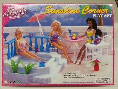 Gloria,Barbie Doll House Furniture/(9879)Sunshine Corner