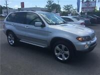 2005 BMW X5 4.4i Sport Package, Toit Ouvrant, Back up sensor AWD