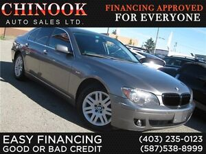 2008 BMW 750i FULLY LOADED, NO ACCIDENTS
