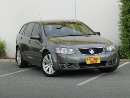 2012 Holden Commodore VE II MY12.5 Z Series Sportwagon Grey 6 Speed Sports Automatic Wagon