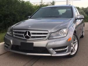 2012 Mercedes-Benz C-Class C 300 4Matic **FINANCING AVAILABLE**