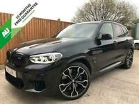 2019 69 BMW X3 3.0 M COMPETITION 5D 503 BHP