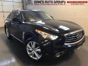 2012 INFINITI FX35 Navigation Limited Edition
