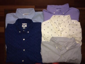 Mens' New & Like-New Clothing - SAVE HUGE!!! (Mens' S/M)