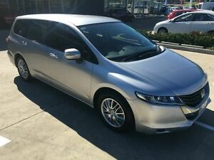 2011 Honda Odyssey 4th Gen MY10 Silver 5 Speed Sports Automatic Wagon Yamanto Ipswich City Preview