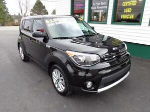 2018 Kia Soul EX+ for only $157 bi-weekly all in!