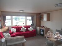 3 bed 8 berth static caravan holiday home sited in Hunstanto Norfolk - Open 11 Months