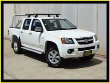 2010 Holden Colorado RC MY11 LT-R (4x2) White 4 Speed Automatic Crewcab Penrith Penrith Area Preview