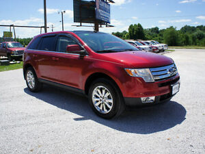 2009 Ford Edge Limited, SUV, Crossover