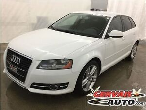 Audi A3 2.0T Turbo Cuir A/C MAGS 2011