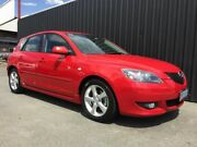 2004 Mazda 3 BK Maxx Red 5 Speed Manual Hatchback Phillip Woden Valley Preview