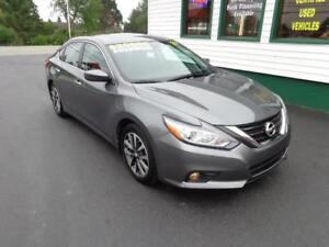 2017 Nissan Altima 2.5 SV only $165 bi-weekly all in!