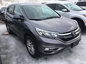 2015 Honda CR-V EX w/HEATED SEATS, LANE WATCH MONITOR, PROXIMITY