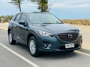 2015 Mazda CX-5 KE1072 Maxx SKYACTIV-Drive Sport Grey 6 Speed Sports Automatic Wagon Christies Beach Morphett Vale Area Preview