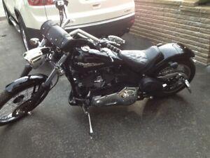 Harley Softail FXST 2001