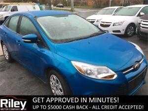 2013 Ford Focus SE STARTING AT $91.41 BI-WEEKLY