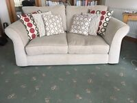 DFS Sofa 2-3 Seater with Washable Covers in Good Condition