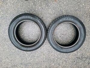 PAIR OF 15INCH TIRES